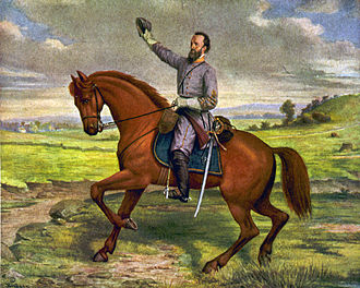 "Jackson's Valley Campaign - Maj. Gen. Thomas J. ""Stonewall"" Jackson, commander of the Confederate forces in the Shenandoah Valley Campaign of 1862."