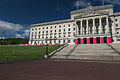 Stormont Parliament Buildings during Giro d'Italia, May 2014(3).jpg