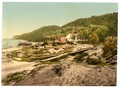 Strand and baths, Gohren, Isle of Rugen, Germany-LCCN2002720545.tif