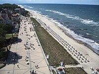 Strandpromenade kuehlungsborn.JPG