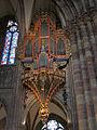 Strasbourg Cathedral pipe organ full frontal.jpg