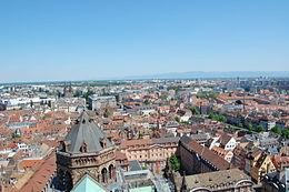 Strasburgo – Veduta