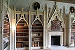 Strawberry Hill House Library 1 (29845416581).jpg
