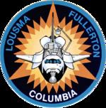 Missionsemblem STS-3