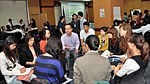 Students join the 'USAID and Higher Education in Vietnam' talk (8202371994).jpg