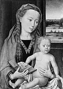Style of Hans Memling - Virgin and Child.jpg