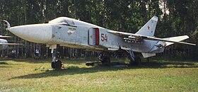 موسوعة طائرات السوخوي - صفحة 2 280px-Su-24