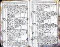 Subačiaus RKB 1827-1830 krikšto metrikų knyga 009.jpg