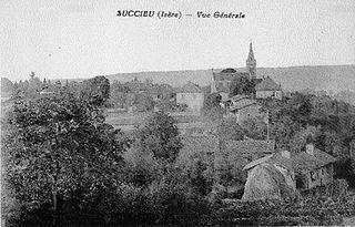 Succieu Commune in Auvergne-Rhône-Alpes, France