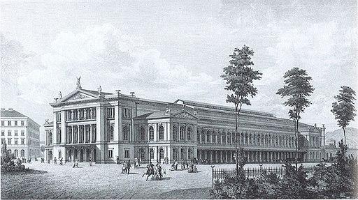 Suedbahnhof-in-Wien 1874
