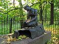 """Sukhanovo Sculpture """"Virgin with Broken Jar"""" 2.JPG"""