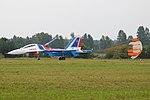 Sukhoi Su-30SM 'RF-81702 - 31 blue' (37179992530).jpg