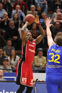 Suleiman Braimoh Nigerian-American basketball player