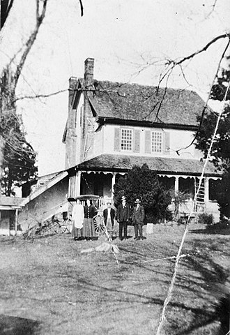 Sully Historic Site - Image: Sully Plantation