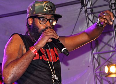 Picture of a band or musician: Tarrus Riley