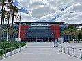 Suncorp Stadium, Milton Road facade, Brisbane 04.jpg