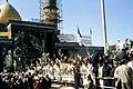 Supreme Leader Ali Khamenei in Shah Abdol Azim Mosque (31).jpg