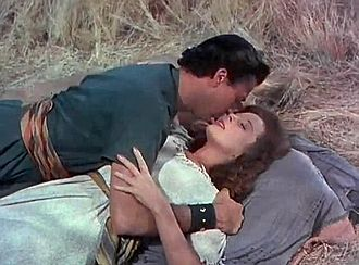 David and Bathsheba (film) - Gregory Peck and Susan Hayward