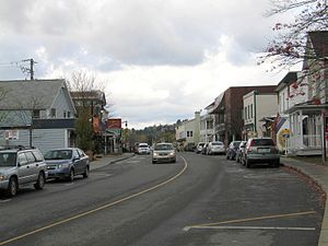 Sutton, Quebec - Main Street (Quebec Route 139)