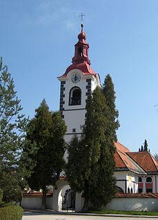 Rodica, Domžale Place in Upper Carniola, Slovenia