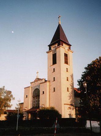 Lamač - Image: Sv margita 1