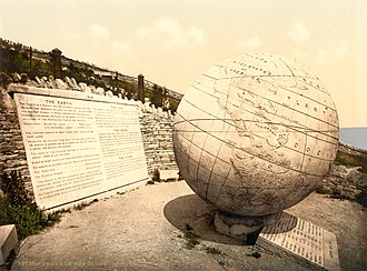Swanage - Globe at Durlston Country Park
