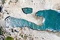 Swimming holes within volcanic rocks at Papafragas Beach on Milos Island, Greece.jpg