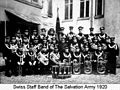 Swiss Staff Band of the Salvation Army, 1920.jpg