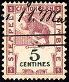 Switzerland Bern 1903 revenue 5c - 57A.jpg