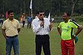 Syed Nayeemuddin with other Dignitaries Conduct Football Workshop - Sagar Sangha Stadium - Baruipur - South 24 Parganas 2016-02-14 1232.JPG