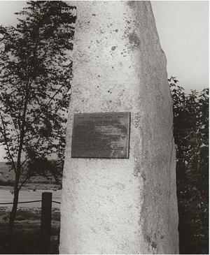 Liverpool, Nova Scotia - Silvanus Cobb Monument, Liverpool, Nova Scotia