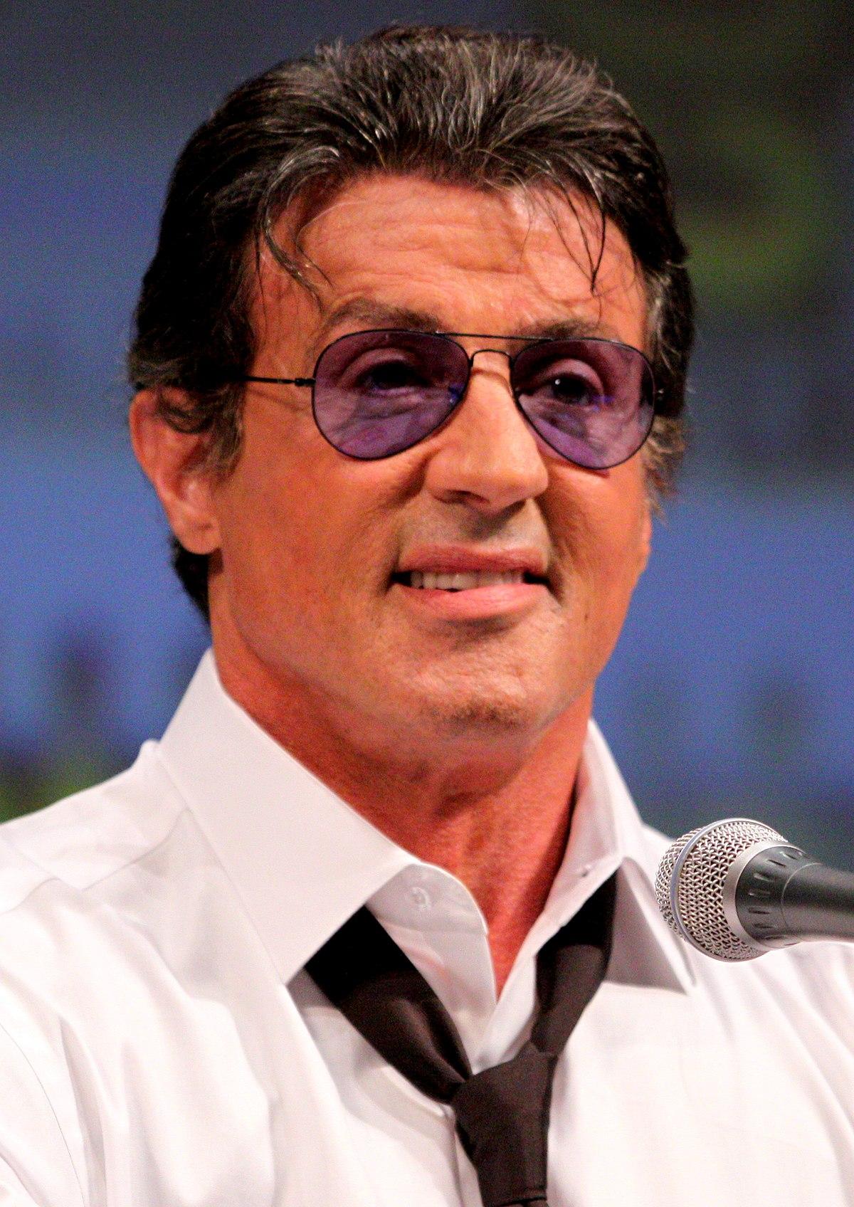 Filmografia di Sylvester Stallone - Wikipedia