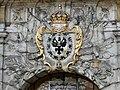 Szczecin Brama Krolewska Order Orla Czarnego.jpg