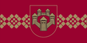 Tērvetes novada karogs