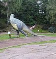T-rex in Chorzow ZOO - panoramio.jpg
