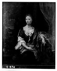 Johanna Staal (1688-1736). Echtgenote van Juliaan van Groenewegen