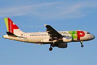 CS-TTS - A319 - TAP Portugal