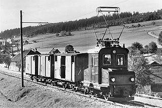 Tavannes–Noirmont railway