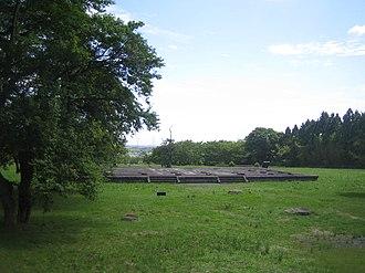 Taga Castle - Image: Tagajo
