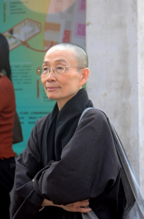Taiwanese Buddhist Nun Black Robes.jpeg