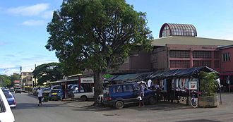 Nukuʻalofa - Talamahu Market