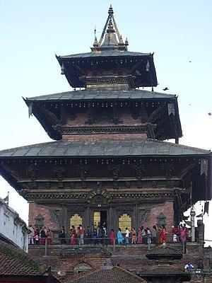 Kumha Pyakhan dance - Taleju Temple, Kathmandu