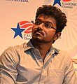 Tamil Film actor Vijay Celebrating World Environment Day at the U.S. Consulate Chennai 4 (cropped).jpg