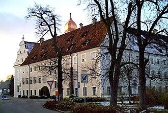 Tannheim - The old castle (Ochsenhauser Pfleghof)