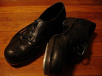 Tap dance - Tap shoes