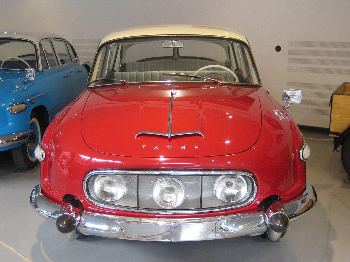 Tatra 603 - type 2-603 II / 3-603 (1967/1968 - 1975) | Flickr