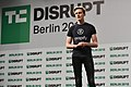 TechCrunch Disrupt Berlin 2018 (32244745028).jpg