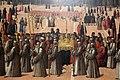 Teleri della scuola di san giovanni ev., Gentile Bellini, Processione in piazza San Marco (1496) 03.JPG