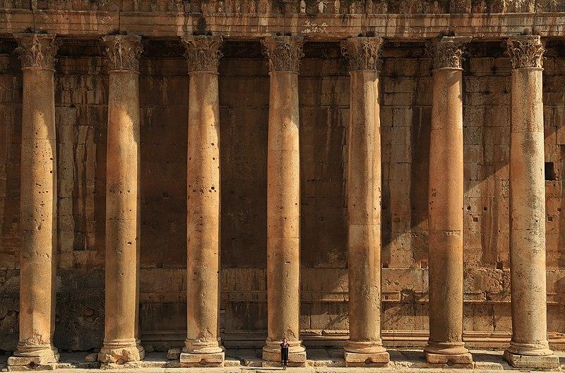File:Temple of Bacchus at Baalbek.jpg