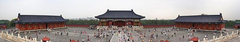 Temple of Heaven, Beijing, China - 012.jpg